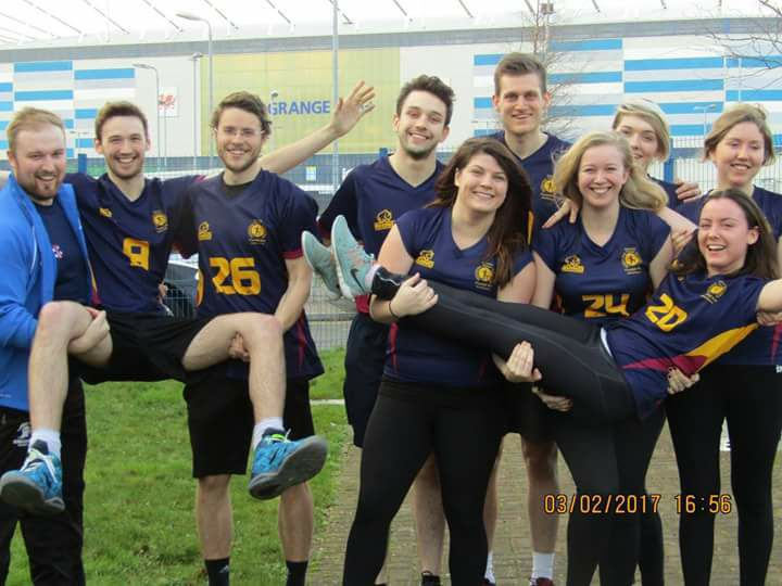 BUCS Regional held in Cardiff