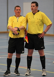 Welsh referee selected for IKF European Championships
