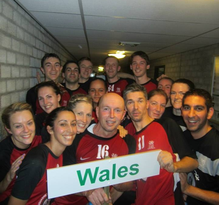 Wales to Europe
