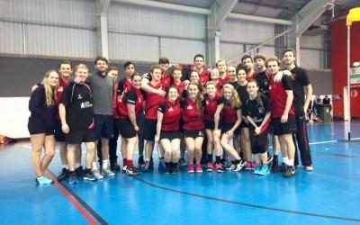 Wales Hosts BUCS Regionals