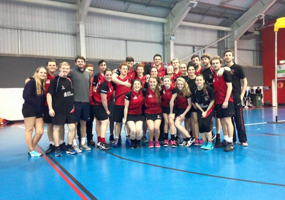 Wales Hosts BUCS Regionals