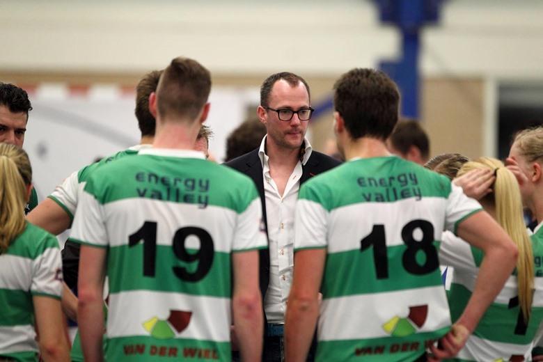 Michiel Gerritsen Comes to Wales