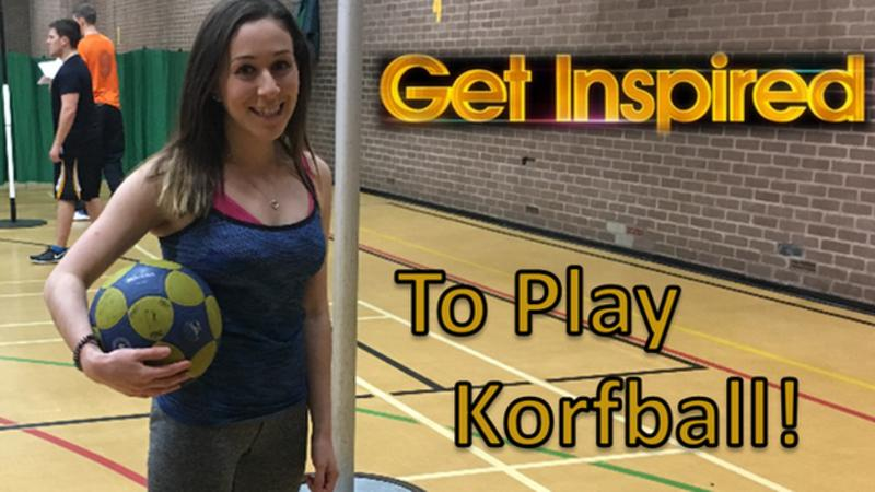 BBC Get Inspired: Diary of a Korfball Newcomer