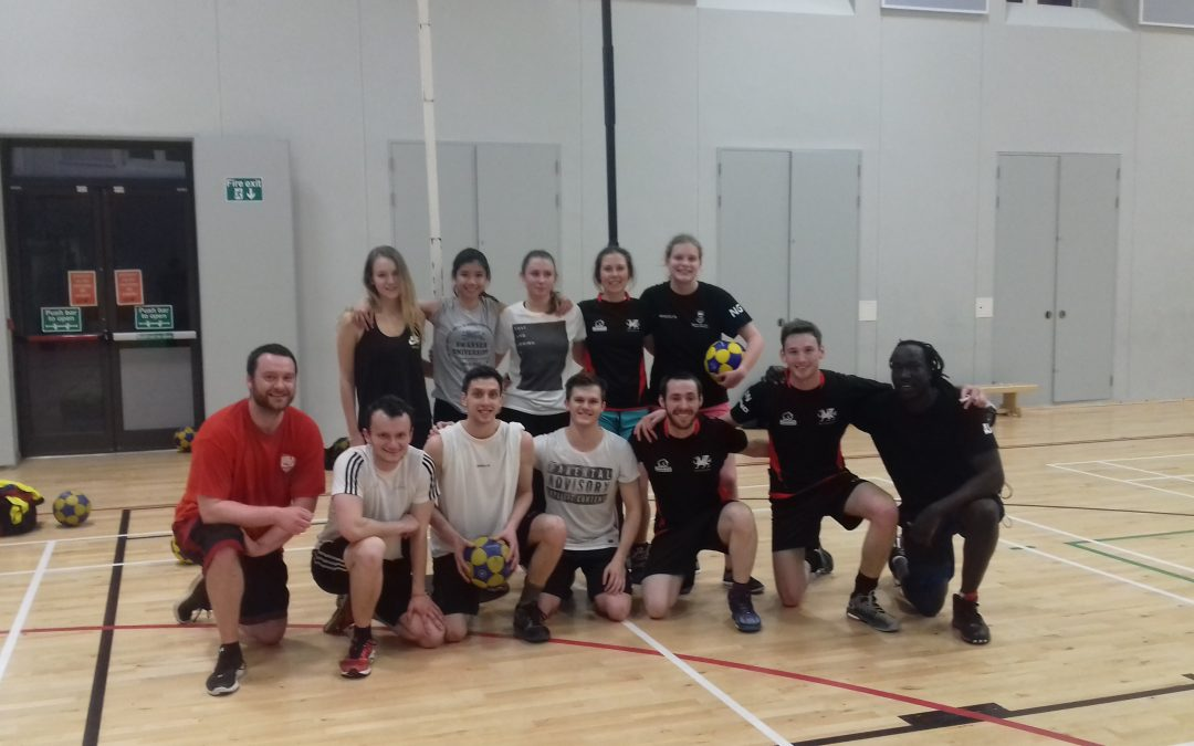 Swansea University Korfball