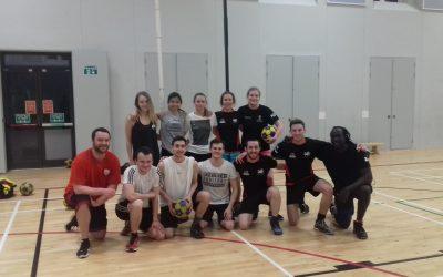Swansea University Korfball