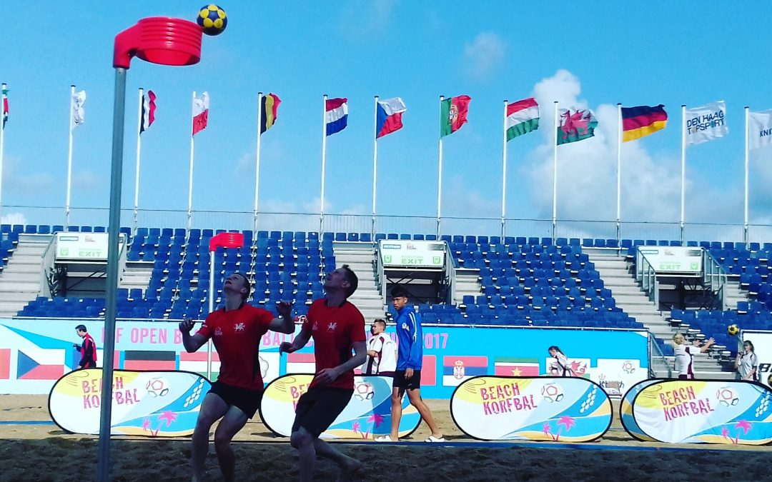 Beach Korfball – Day 2