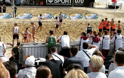 Beach Korfball – Day 4