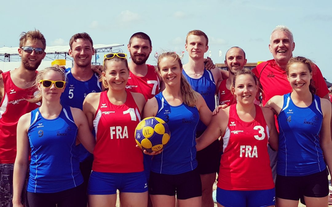 Beach Korfball – Day 3